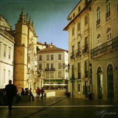 Coimbra, Portugal  (by Transmontano)