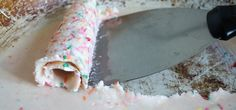 Rolled ice cream. Creative 3-Ingredient Add-Ins That Make Vanilla Ice Cream to Die For What Is Rolled Ice Cream? Rolled ice cream is a sensational Thai frozen dessert. Unlike most ice creams made ahead of time in an electronic ice cream mach...