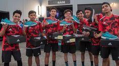 "Adidas Tango League Takes On Los Angeles for Release of ""Ocean Storm"" Pack Street Football, Ocean Storm, Tango, Stripes, Adidas, Fashion, La Galaxy, Gatos, Moda"