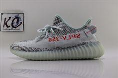 f305de79d2b5 Adidas Yeezy Boost 350 V2 Blue Tint B37571