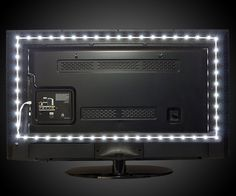 Luminoodle LED TV Backlight | DudeIWantThat.com