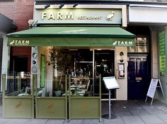 We want to tell you about Farm Restaurants, our family run restaurants in Dublin, Ireland, & our Organic, Vegetarian, Vegan, and Quality Irish Meat choices.