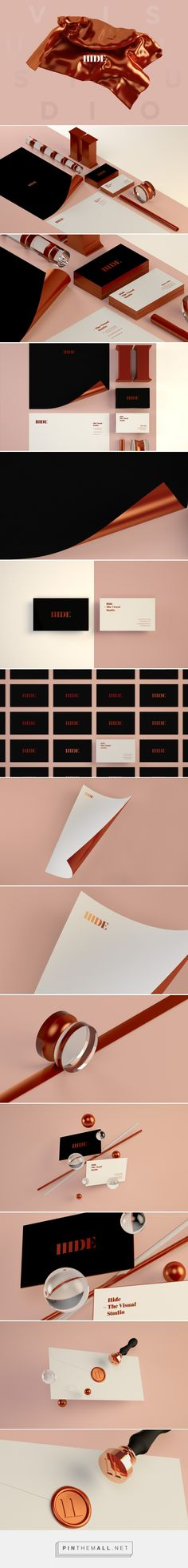 Hide Branding by Peter Cobo on Behance