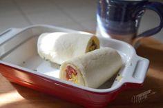 Breakfast burritos rock. Any way you make them, really.