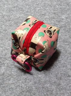 Items Similar To Dog Bag Pouch Poo Holder Treat On Etsy
