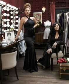 Beyonce and Tina Knowles Plan House of Dereon Bedding Line