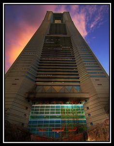 Landmark Tower - Yokohama, Japan Places Around The World, Around The Worlds, Places Ive Been, Places To Visit, Japan Country, Japan Landscape, World Street, City State, Yokohama