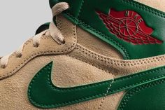 For this latest colorway of the Air Jordan 1.5, the official inspiration is said to be the team Michael Jordan faced first upon his return from injury during the 1985-86 season, the Milwaukee Bucks. But we don't think it's a … Continue reading →