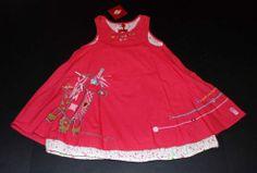 OILILY Summer of Love Hippiest Horse OILILY s Botter Pink Dress EU 104 4 5 | eBay