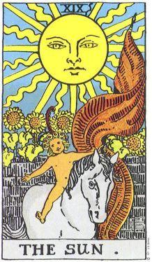 The best tarot card ever!!