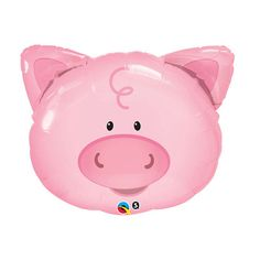 "Jumbo 30"" Pig Balloo"