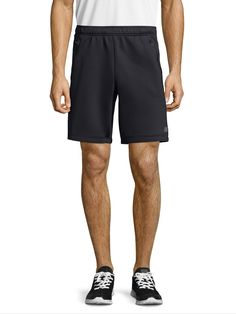 NEW BALANCE MEN'S GAME CHANGER ELITE SHORTS - BLACK, SIZE S. #newbalance #cloth #
