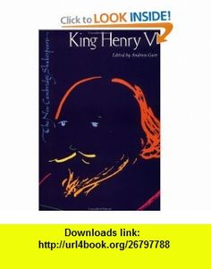 King Henry V (The New Cambridge Shakespeare) (9780521293693) William Shakespeare, Andrew Gurr , ISBN-10: 0521293693  , ISBN-13: 978-0521293693 ,  , tutorials , pdf , ebook , torrent , downloads , rapidshare , filesonic , hotfile , megaupload , fileserve