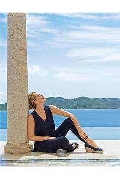 Blue Illusion  Travel Pant Style $179.99 Women's Clothes, Clothes For Women, Travel Pants, Fashion Pants, Illusions, Personal Style, Boutique, Womens Fashion, Blue