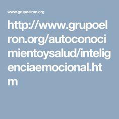 http://www.grupoelron.org/autoconocimientoysalud/inteligenciaemocional.htm