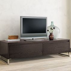 Library Media Console   west elm
