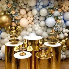 #opulentballoons #balloons #balloonwall #events #blue #birthday #flowers #art #gold  #balloonhoop #confetti #balloongarland #luxury #eventstyling #eventstylist #wedding #eventdecor #eventplanner #manchester #cheshire #liverpool #mayfair #chelsea #knightsbridge #bespokeballoons #luxuryballoons #pretty #beautiful #eventsetup Balloon Wall, Balloon Garland, Balloons, Baby 1st Birthday, Blue Birthday, Event Styling, Event Decor, Flower Art, Confetti