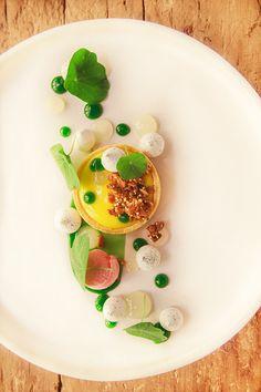 Scrumptious Style :: Dessert by Kyle McKinney of Barley Swine