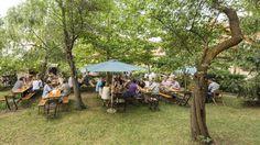 Die schönsten Heurigen in Wiener Weingärten - kurier.at Vienna, Dolores Park, Travel, The Great Outdoors, Viajes, Nice Asses, Destinations, Traveling, Trips