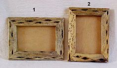 Cactus Wood Frames