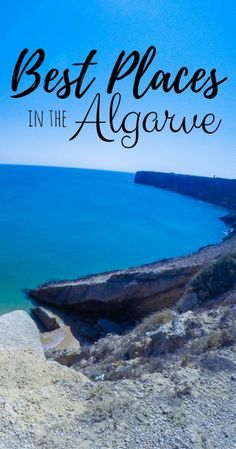 Best places to visit in the Algarve, Portugal. From day trip ideas to the best activities to try while you're there. #Portugal #Europe
