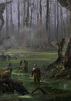 The Waking Woods by Blake Rottinger