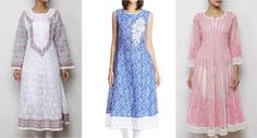 An easy guide to selecting Kurta Tops that suits your body
