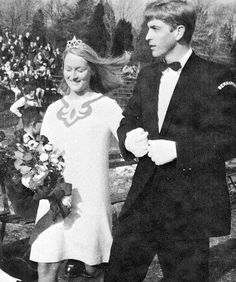 The ever-gorgeous Meryl Streep was homecoming queen at Queen Bernards High School in Bernardsville, NJ in 1967. / Jersey Forever