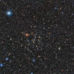 The rich star cluster IC 4651 Credit: ESO