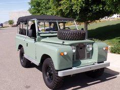 1965 Land Rover Series 2A Defender Series IIa. Photo via Hemmings Motor News #Lease #LandRover #SimpleLease