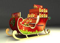 варианты стенда для Коркунов - Новый год