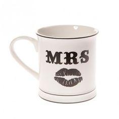 Tazas tacitas. También la hay en versión Mr., con bigote.