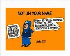 Not in your name | il Giornale 23 novembre 2015