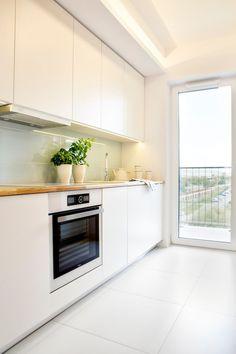 adelaparvu.com despre apartament 60 mp, Polonia, Designer Pawel Liszewski, Foto Tomasz Suszczynski, bucatarie (4)