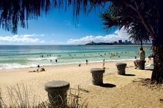 Mooloolaba Beach! One of my favorites. #Australia #Travel