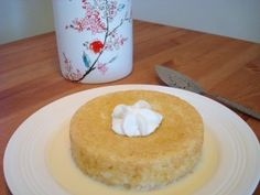 Tres Leches Cake / makes one small 6″ cake / Dessert For Two (blog)