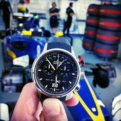 Nice picture of the Edox Chronorally taken from Sochi by @edox_russia #edox #edoxswisswatches #chronorally #chronograph #formula1 #f1 #watches #swisswatches #instawatch #sport #racing #wristwatch #dailywatch #watchesofinstagram #watchfam #sauberf1team