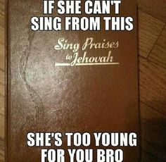 #jw #humor - this is great...