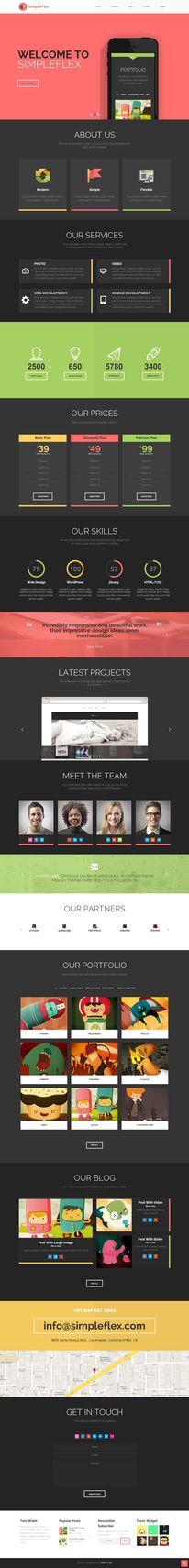 Squarespace - new homepage — Designspiration