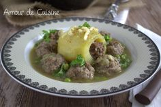 dolma batata: pommes de terre a la viande hachee - Amour de cuisine