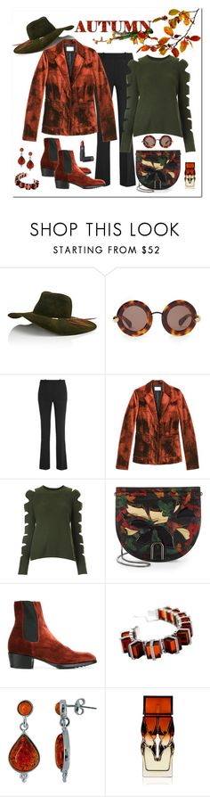 """Thanksgiving Day Outfit"" by romaboots-1 ❤ liked on Polyvore featuring Littledoe, Christopher Kane, 3.1 Phillip Lim, ZoÃ« Jordan, Raparo, Goldmajor, Christian Louboutin and Lipstick Queen"