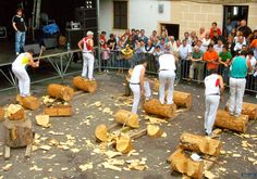 Basque Sports & Aizkolari