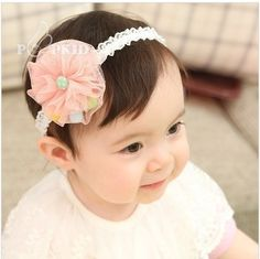 0e03c337a02 19 Best Baby Girls Hair Bands images