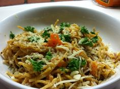 Carbonara, I'm obsessed with this pasta!