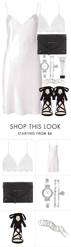 """Untitled #2181"" by theeuropeancloset on Polyvore featuring Yves Saint Laurent, Balenciaga, Anne Klein, Nine West, H&M and philosophy"