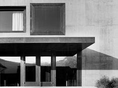 School Building in Paspels | Valerio Olgiati