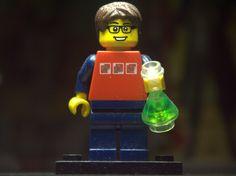 Autoportrait Lego