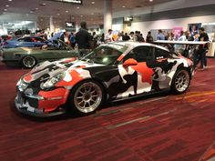 Porsche at SEMA show 2017#rwb #rauhwelt #rwbporsche #rauhweltporsche #sema #party #sema2017 #vegas #lasvegas #porsche #1048style #kamiwazajapan Rwb Porsche, Las Vegas, Rauh Welt, The Past, Japanese, Car, Vehicles, Automobile, Japanese Language