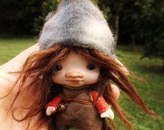 sweet tiny ooak posable 4 inch inch fairy fairie