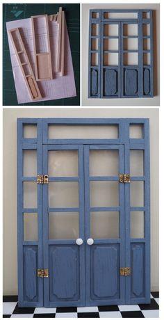 Construïnt una porta...